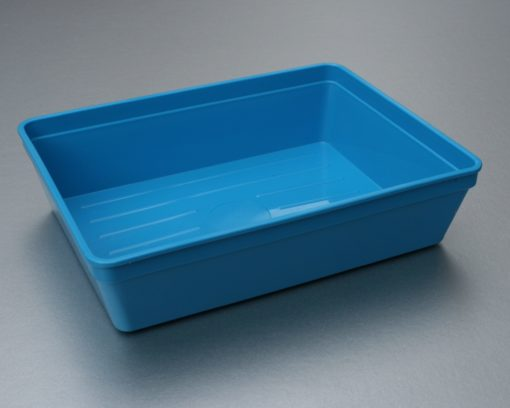 Instrument Tray Solid Base 200x150x51mm