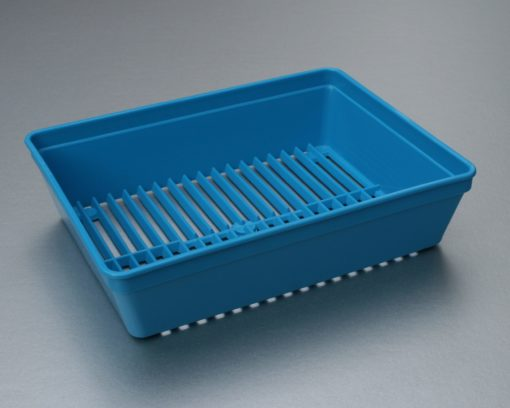 Instrument Tray Perforated 200x150x51mm
